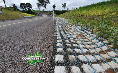 Roadside Swale Drain at Beaudesert QLD – 0104